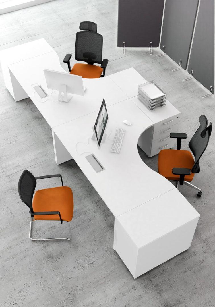 birouri open space