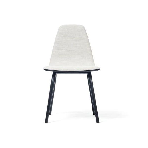 scaun tapitat lemn