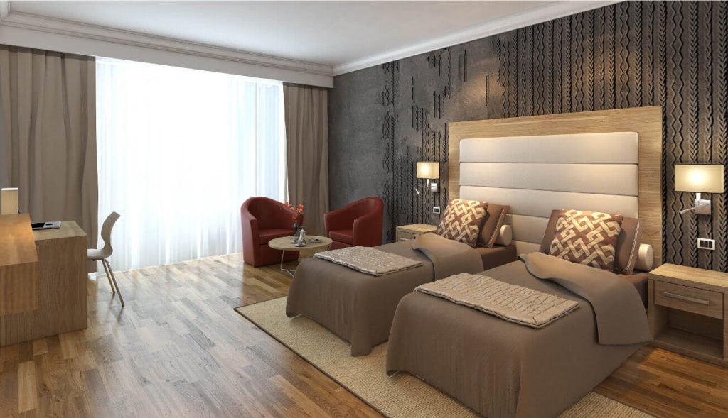 mobila camere hotel