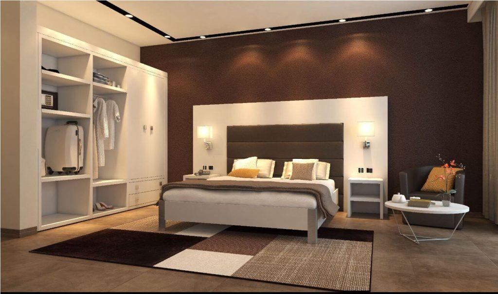 mobila design hotel
