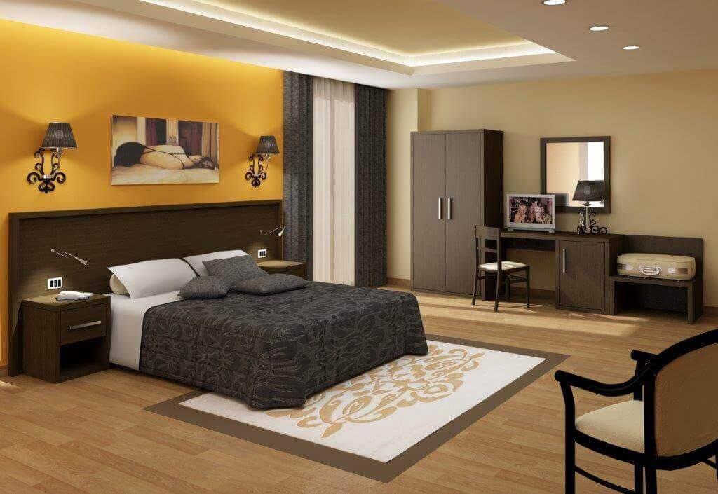 mobila dormitor hotel