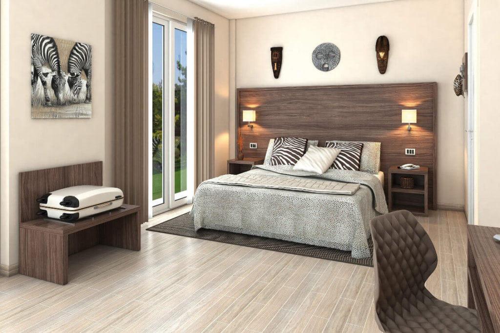 mobila hotel dormitor