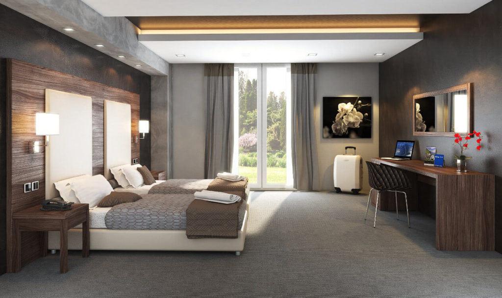 mobilier de lux hotel