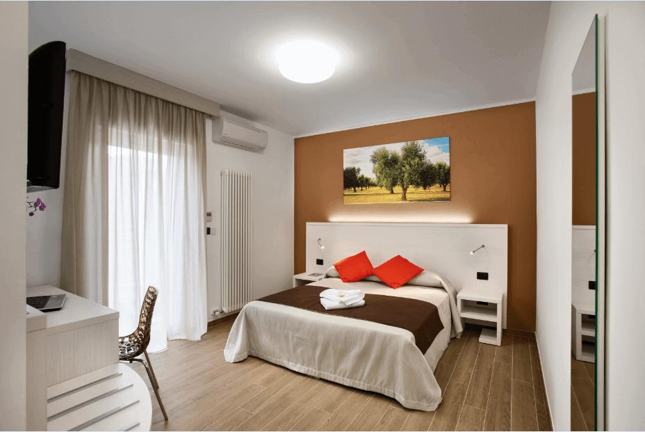 mobilier dormitoare hotel