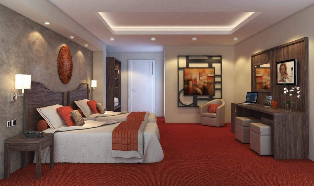 mobilier premium camere hotel