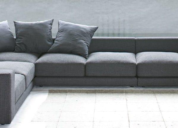 canapea premium cu perne