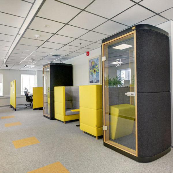 mobilier acustic birou