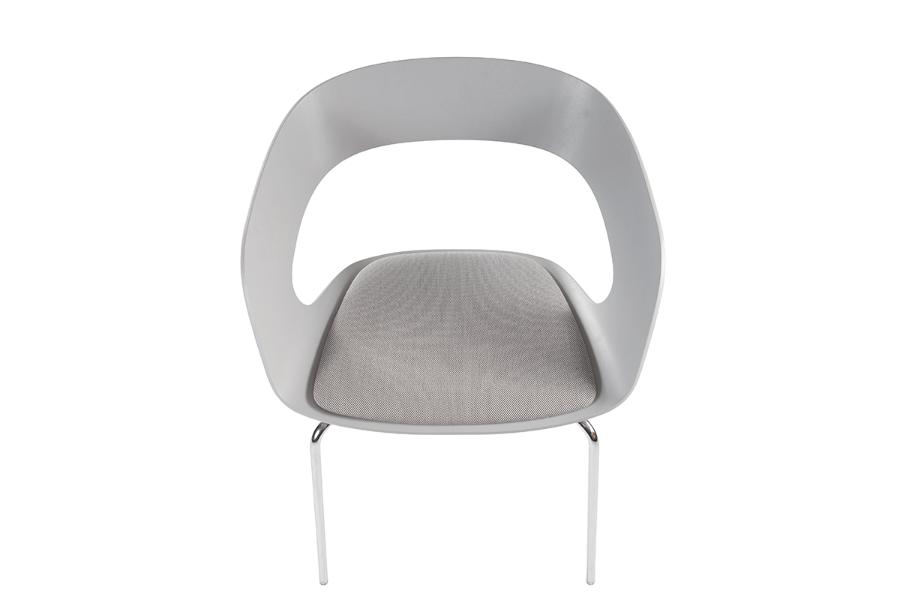 scaun tapitat placaj
