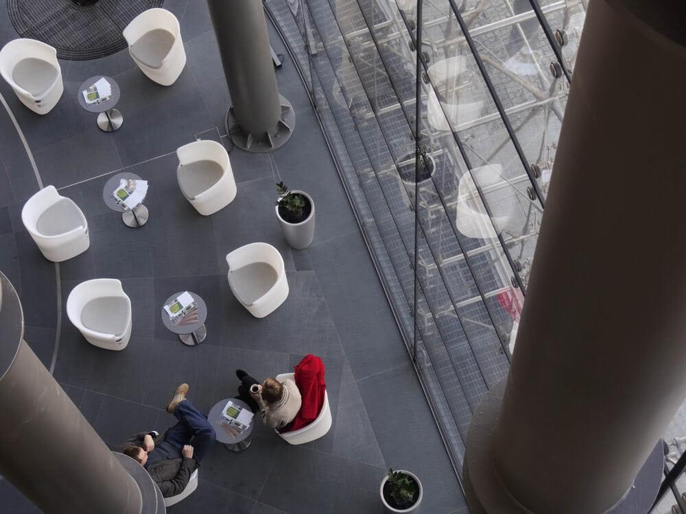 scaune de cafenea