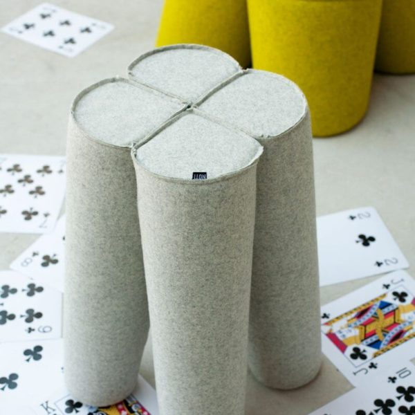 scaun forma trefla
